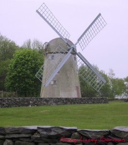 Jamestown Windmill-Jamestown History - 1787